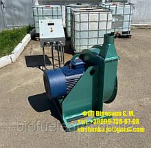 Дробилка молотковая нагнетательная, зернодробилка 37кВт «ГК Биоэкопром»