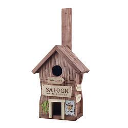 Скворечник для птиц деревянный Decoline Салон D9019