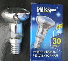 Лампа рефлекторная R39 30Вт Е14 (инд.уп)