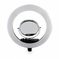 Кольцевая лампа 45 см RL18 (220В, 55Вт, 3200-5600К, зеркало, пульт)