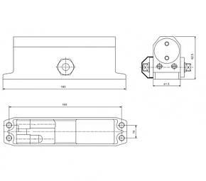 Доводчик APECS DC-20.3/0950/065-А1-BL (UA), фото 2