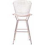 Барный стул TODI ROSE GOLD, фото 3