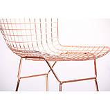 Барный стул TODI ROSE GOLD, фото 5