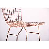 Барный стул TODI ROSE GOLD, фото 6