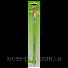 Кисть синтетика плоская 6, блистер, KIDS Line