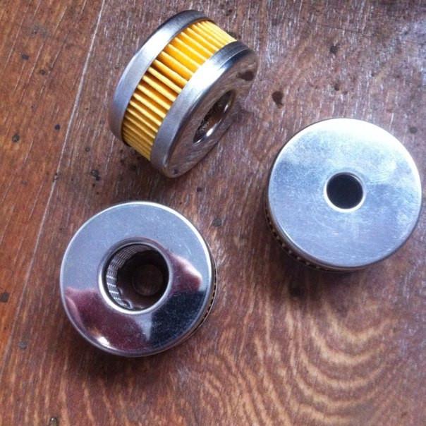 Фильтр в клапан газа Torelli