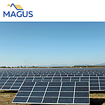 В Черкасской области запустили солнечную станцию мощностью 25 МВт
