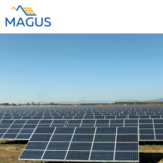 В Каменке (Черкасская область) запустили солнечную электростанцию мощностью 25 МВт.