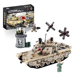 Конструктор XingBao 06021 «Военный танк 99» 1340 деталей