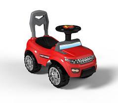 Толокар Super Rover красный