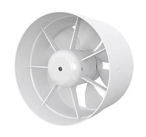Вентилятор канальный Эра PROFIT 150 осевой вытяжной 150 мм (60-597)
