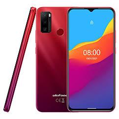 Смартфон Ulefone Note 10 2/32GB Red 5500 маг