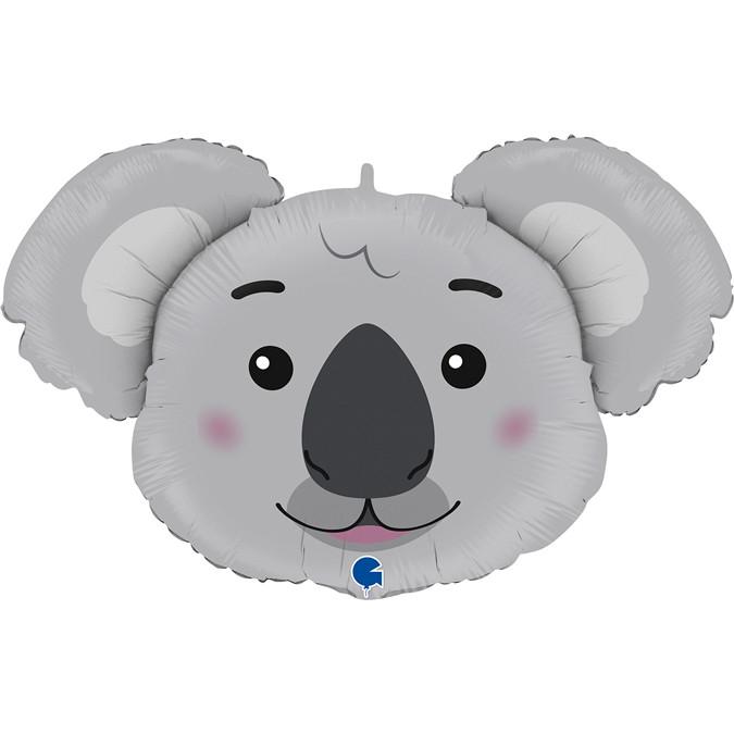Фигура GRABO-ГР Голова коалы (УП)