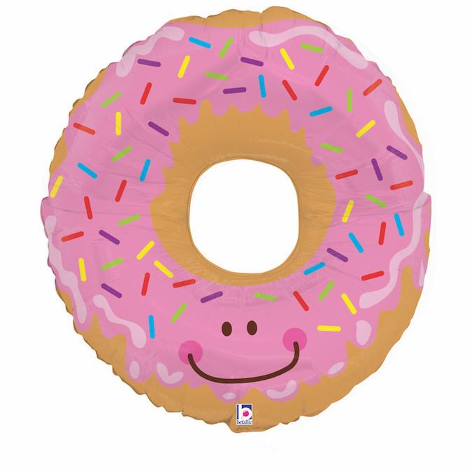 Фол куля фігура Пончик з посмішкою (Грабо)