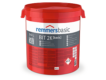BIT 2K [basic] 2-компонентна бітумно-полімерна мастика з полістирольних наповнювачем, не містить розчинників