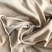 Ткань Двунитка (ПУДРА БЕЖЕВАЯ) ткань 2-х нитка