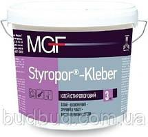 Клей стиропоровый М18 MGF 3 кг