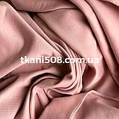 Тканина двунітка ( Пудра Рожевий)