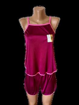 Пижамы женские шорты майка р.40,42,44,46,48. От 6шт по 59грн