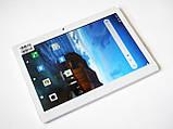 "10,1"" Планшет TabPro Серебристый 2Sim - 8Ядер+4GB Ram+32Gb ROM+GPS+Android + TypeC, фото 4"