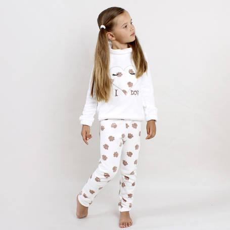 Домашні костюми для дівчаток