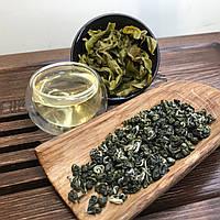 Зелёный чай Би Ло Чунь премиум 50 г, фото 1