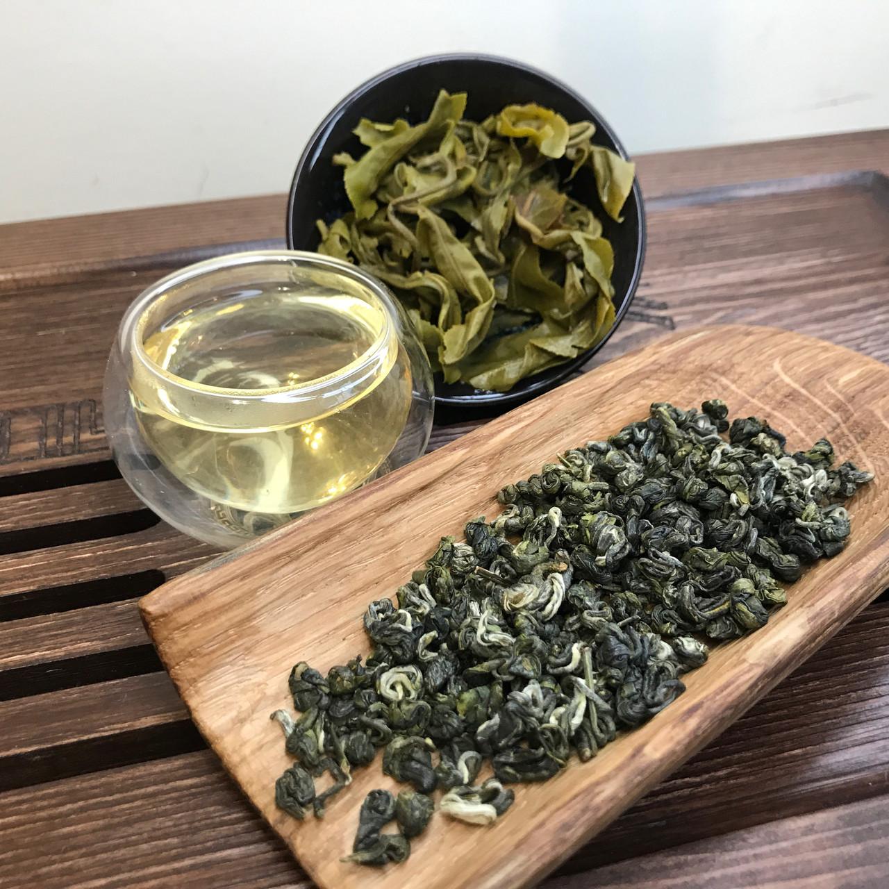 Зелёный чай Би Ло Чунь премиум 50 г