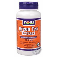 Зеленый чай Green Tea Extract (100 caps)