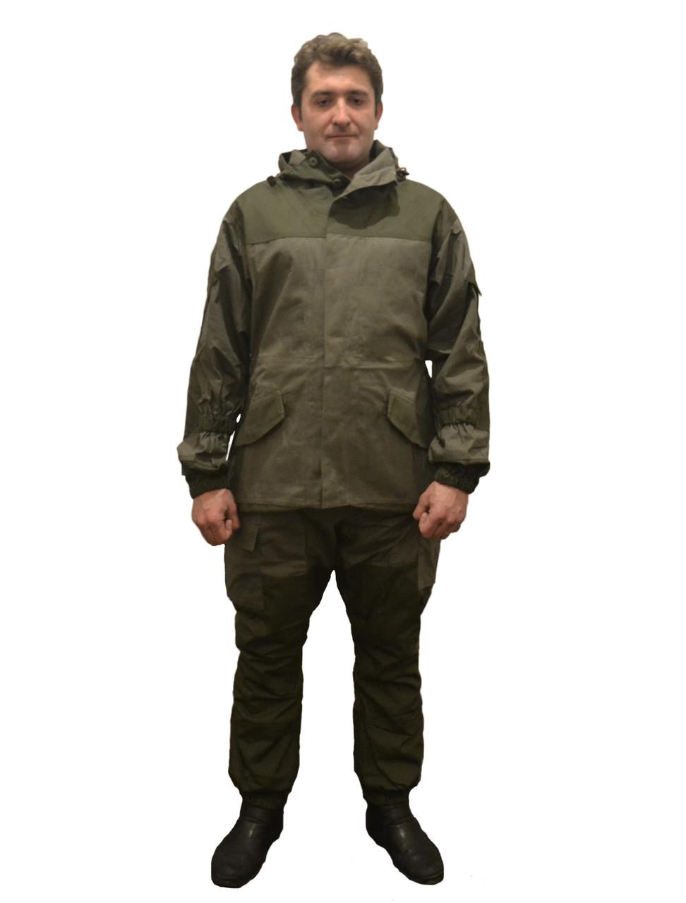 Костюм Горка Серо-зеленый, тактический камуфляж