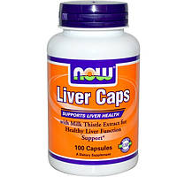 Здоровье печени Liver Caps (100 caps)