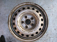 Диск колесный стальной R15 б/у 7D0601027A на VW Transporter 4 год 1990-2003