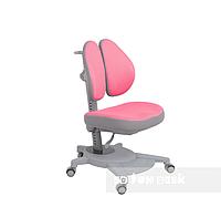 Эргономическое компьютерное кресло для девочек от 4 до 18+ лет ТМ FunDesk Pittore Pink розовое
