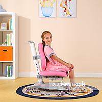 Ортопедическое регулируемое кресло для детей и подростков от 7 до 18+ лет ТМ FunDesk Primavera I Pink Розовый