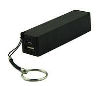 Универсальное зарядное устройство Power bank ОЕМ 1x18650 (черный)