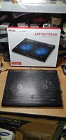 Подставка для ноутбука Trust Cooling Stand Azul 20104 № 21170573