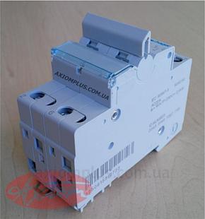 Модульный Переключатель однофазный Hager SFB232 1-0-2 2P 32А/230В, фото 2