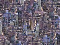 Обои Город виниловые на флизелиновой основе Мегаполис 1.06*10.05 м