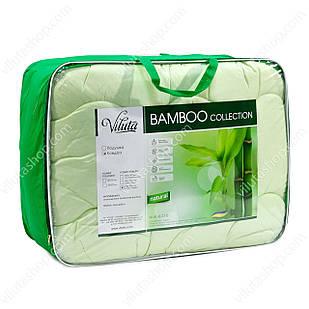 Ковдра бамбукова Євро розмір Тепла 200х220 см Осінь Зима ковдра в сумці