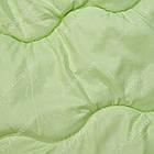 """Одеяло Двухспальное """"Bamboo""""силиконовое стеганое 170х210 см Теплое одеяло осень зима, фото 4"""