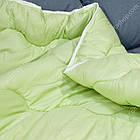 """Одеяло Двухспальное """"Bamboo""""силиконовое стеганое 170х210 см Теплое одеяло осень зима, фото 5"""