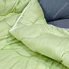 """Одеяло Двухспальное """"Bamboo""""силиконовое стеганое 170х210 см Теплое одеяло осень зима, фото 2"""