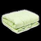 """Одеяло Двухспальное """"Bamboo""""силиконовое стеганое 170х210 см Теплое одеяло осень зима, фото 6"""