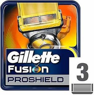 Змінні касети Gillette  Fusion 5 Proshield 3 шт.