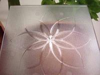 Гравирование стекла