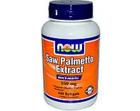 здоровье простаты экстракт пальметто Saw Palmetto Extract (60 softgels)