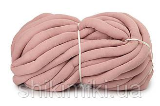 Трикотажный шнур с наполнителем Little Cloud, цвет Лиловый