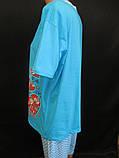 Турецкие пижамы для женщин., фото 3