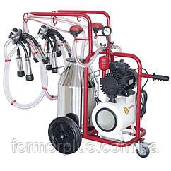 Доильный аппарат УДА-2-40Л для коров (Турция)