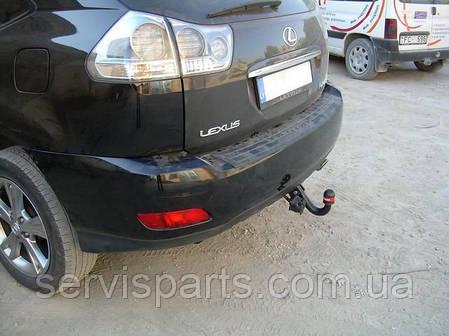 Фаркоп LEXUS RX300 350 400  (Лексус Р икс), фото 2