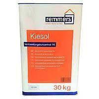 Kiesol 1-компонентний зміцнює концентрат для силікатизації, не містить розчинників